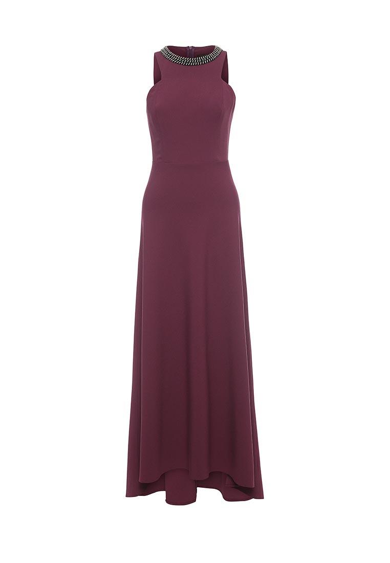 Вечернее / коктейльное платье Tsurpal 09716-22 лил