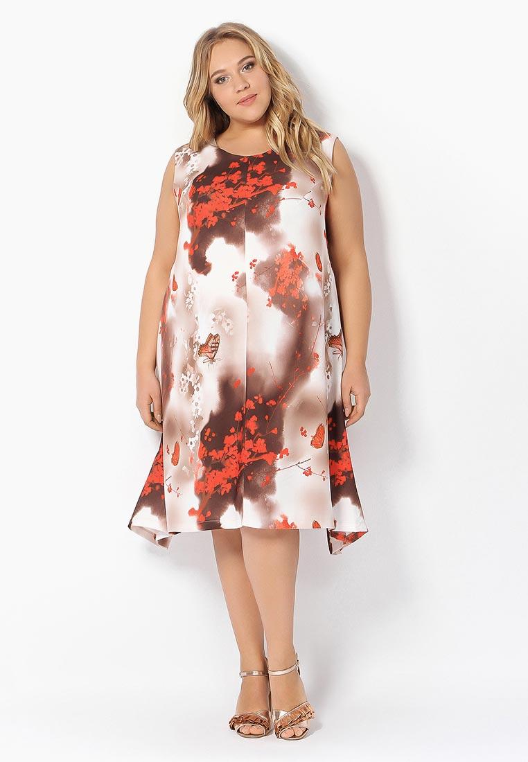 Повседневное платье Tutto Bene Plus 6644