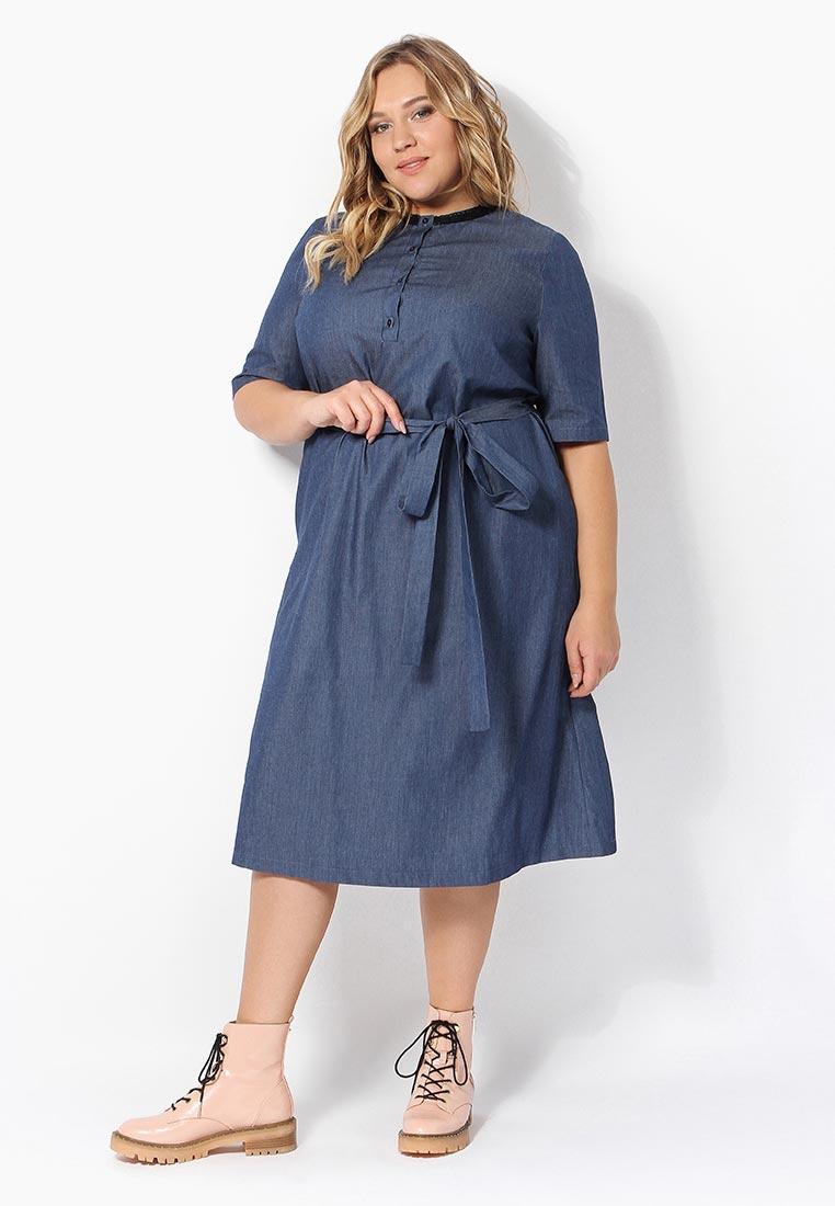 Повседневное платье Tutto Bene Plus 6719: изображение 1