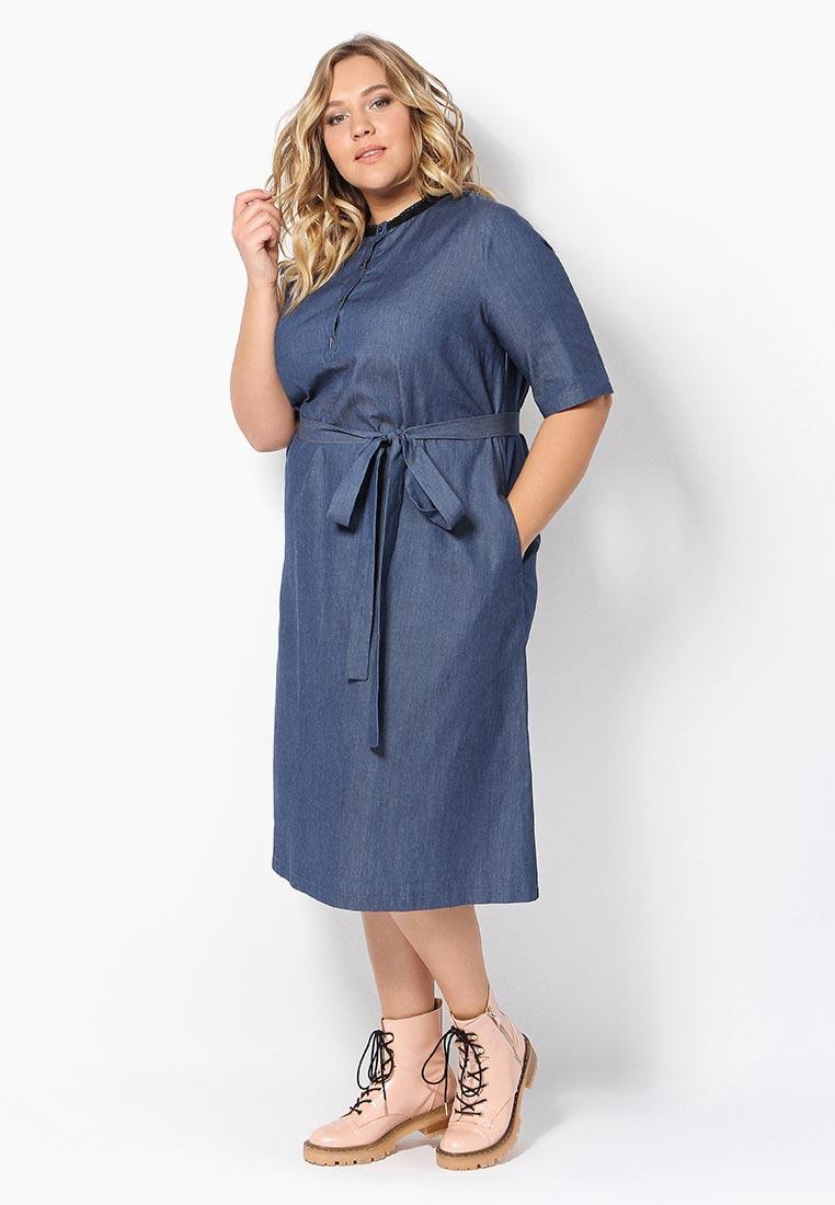 Повседневное платье Tutto Bene Plus 6719: изображение 3