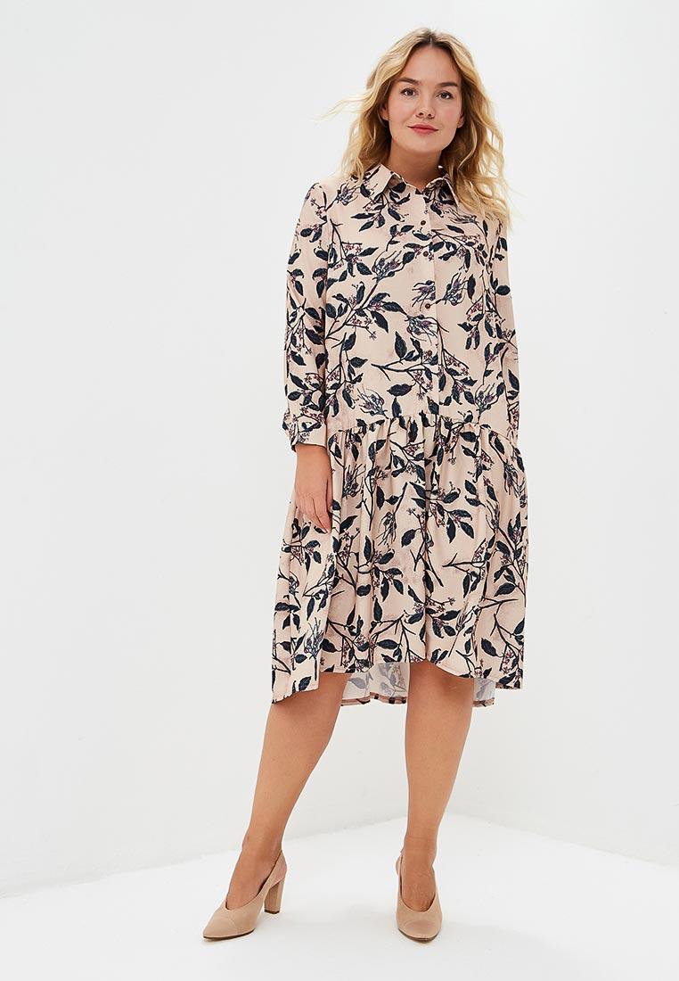 Повседневное платье Tutto Bene Plus 7504