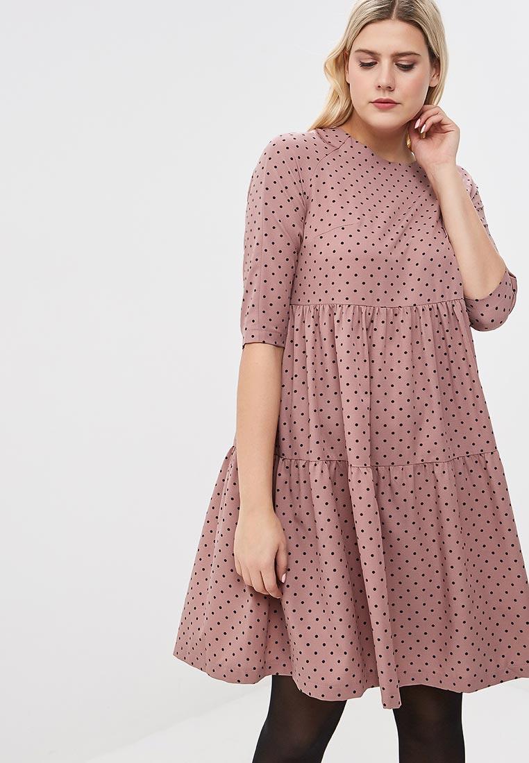 Повседневное платье Tutto Bene Plus 8465