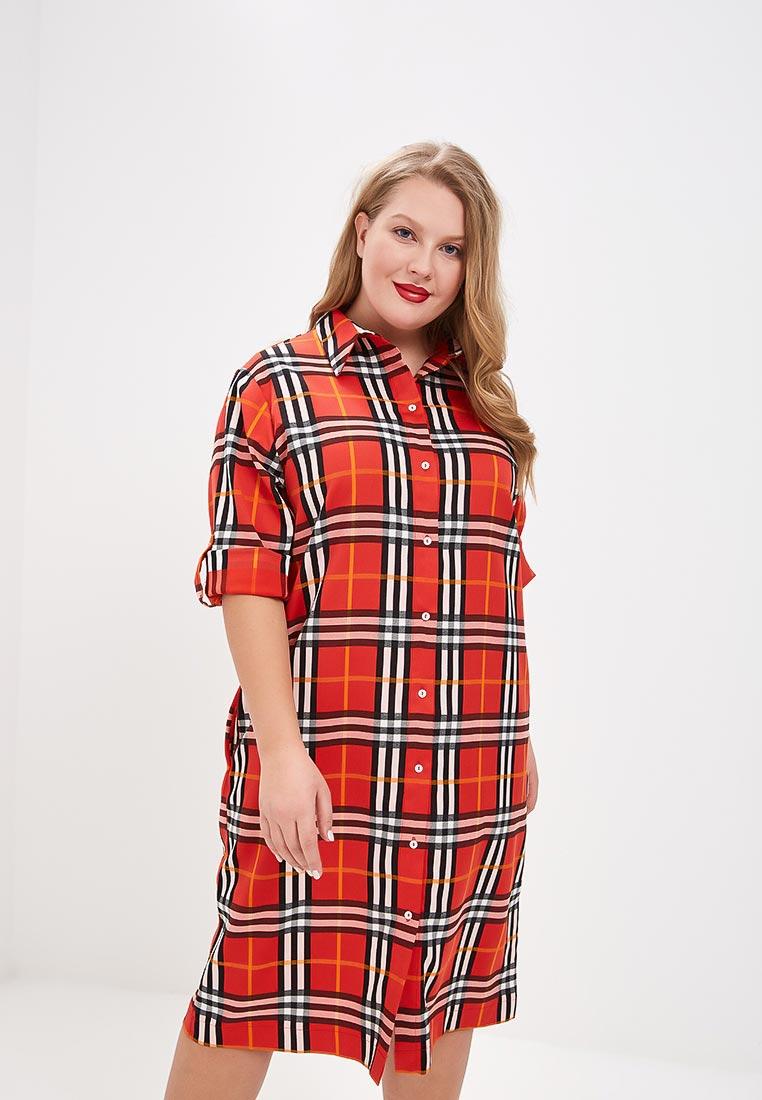 Повседневное платье Tutto Bene Plus 8479