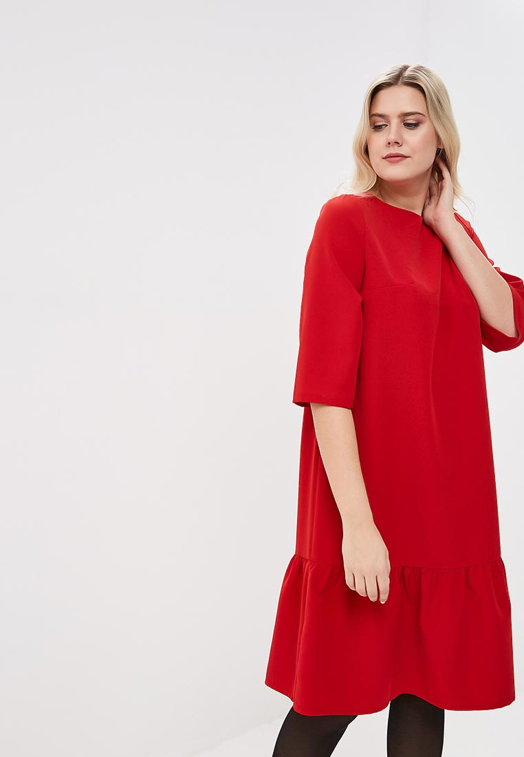 Повседневное платье Tutto Bene Plus 8485