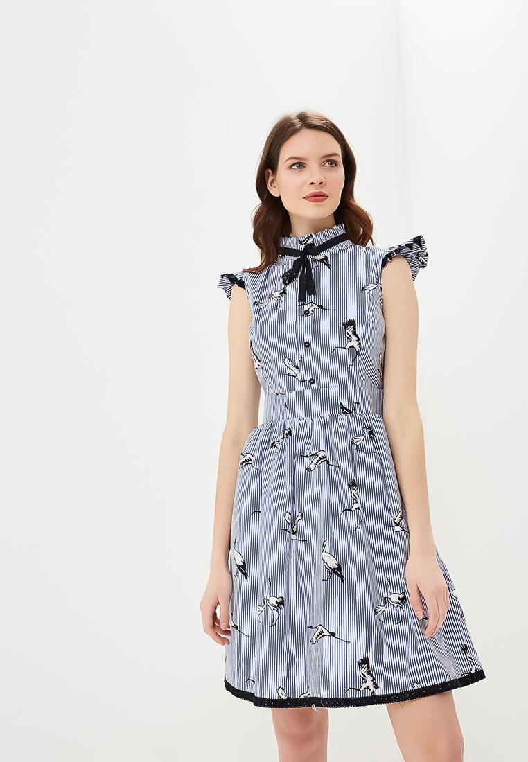 Вечернее / коктейльное платье Tutto Bene (Тутто Бене) 7088