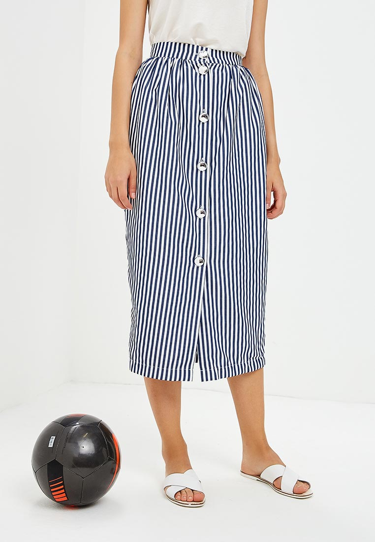 Прямая юбка Tutto Bene 7319
