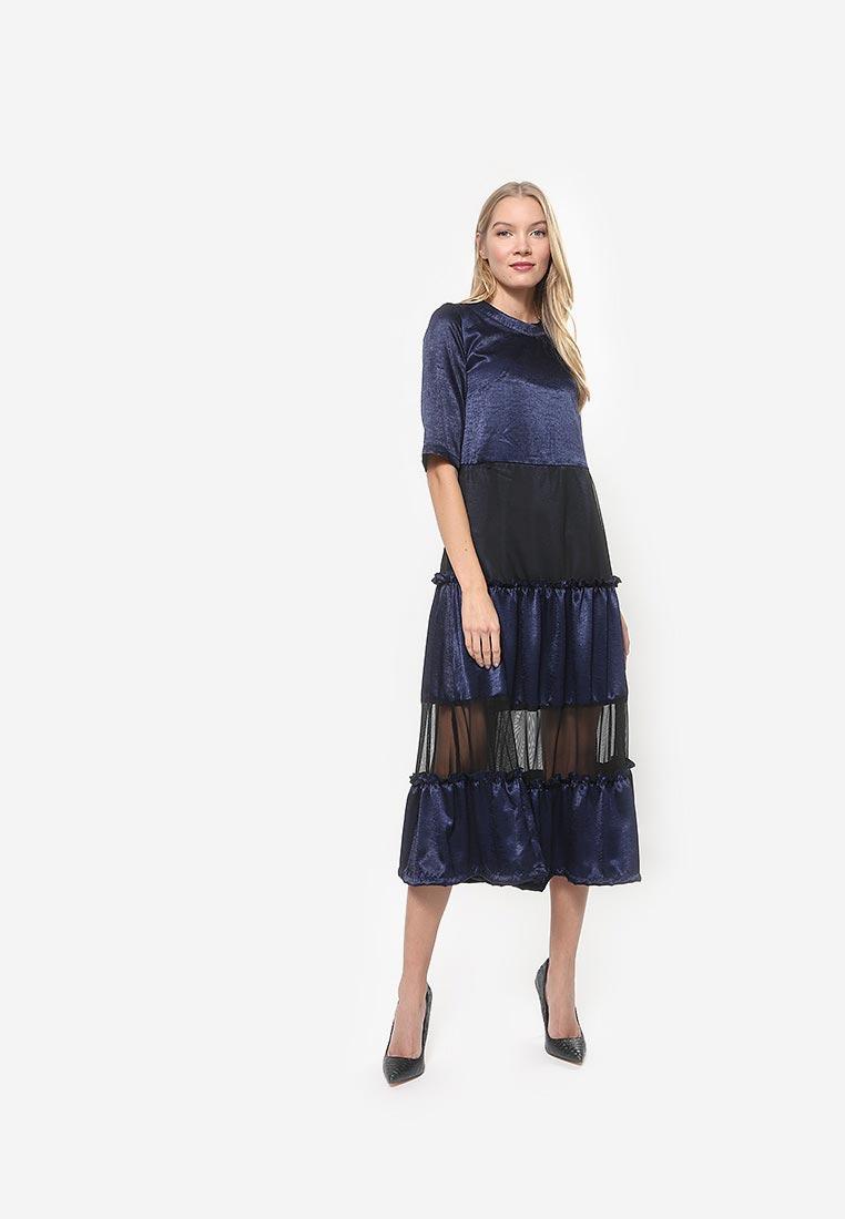Вечернее / коктейльное платье Tutto Bene 7894