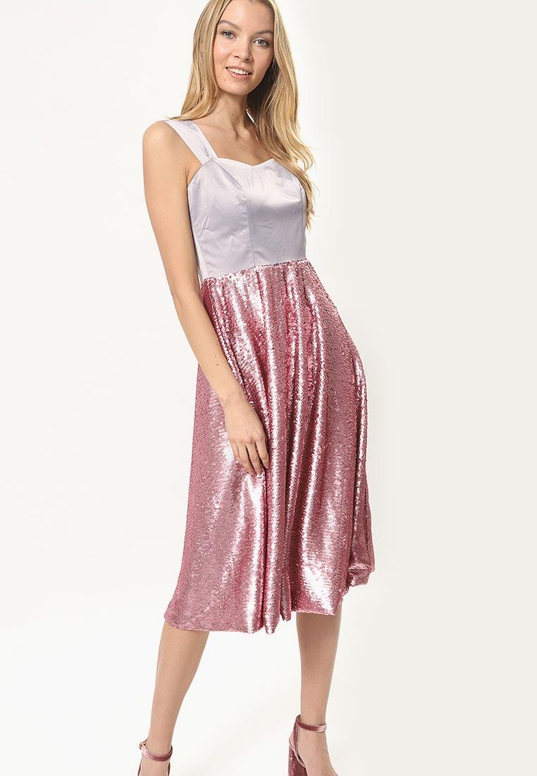 Вечернее / коктейльное платье Tutto Bene 8386-1