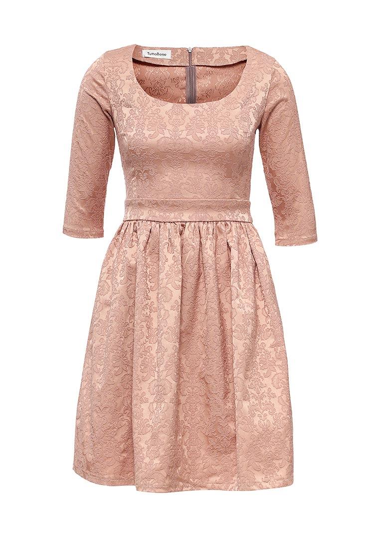 Летнее платье Tutto Bene 4068