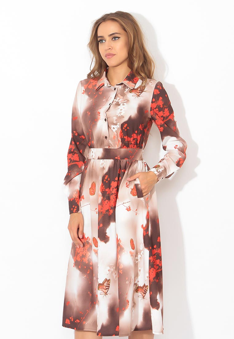 Вечернее / коктейльное платье Tutto Bene 6121