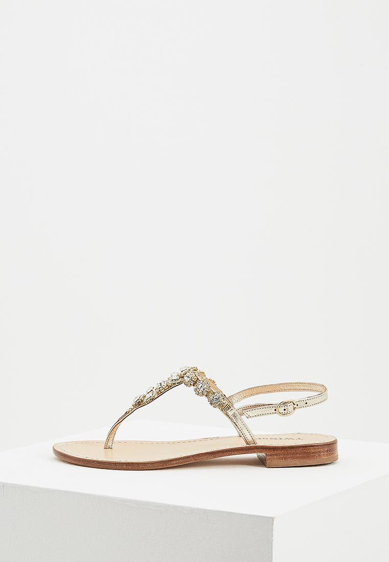 Женские сандалии Twin-Set Simona Barbieri CS8TEC: изображение 2