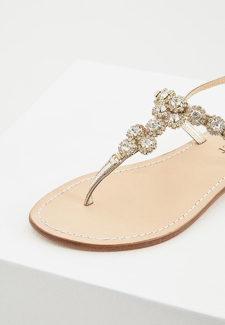 Женские сандалии Twin-Set Simona Barbieri CS8TEC: изображение 3
