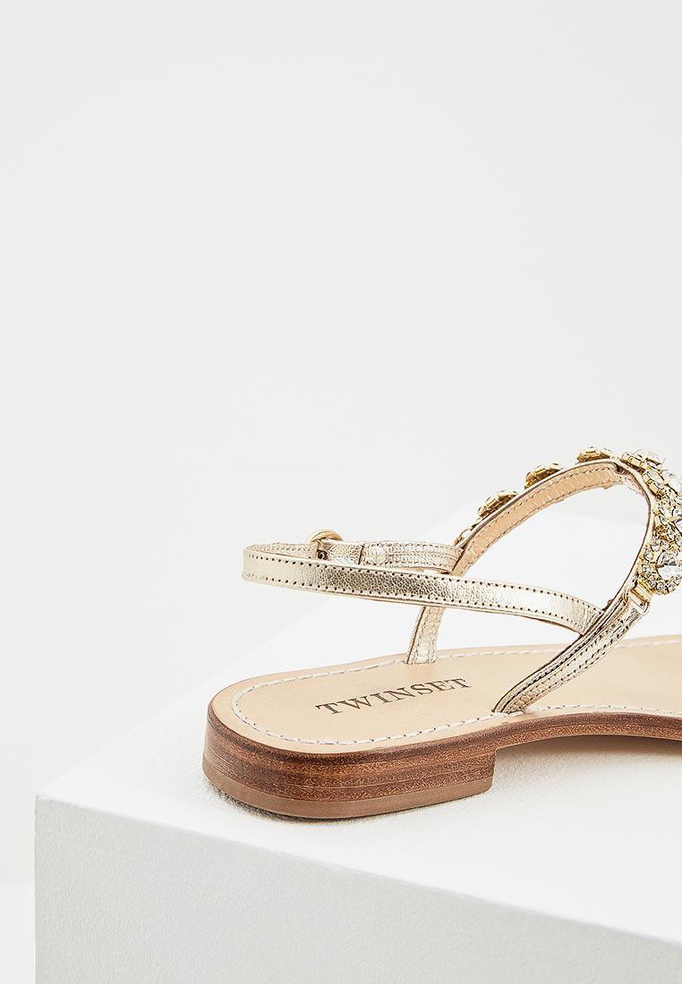Женские сандалии Twin-Set Simona Barbieri CS8TEC: изображение 5