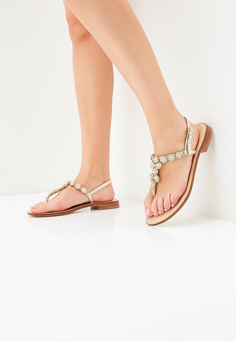 Женские сандалии Twin-Set Simona Barbieri CS8TEC: изображение 6