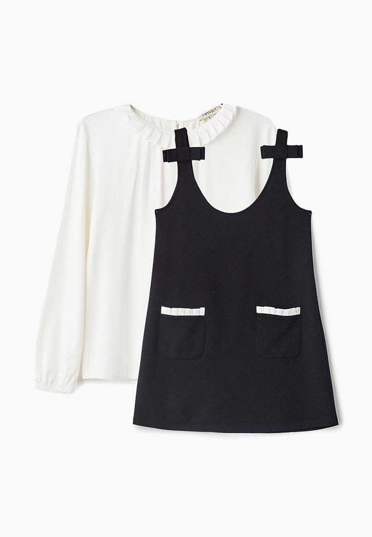 Повседневное платье Twinset Milano GA82FN