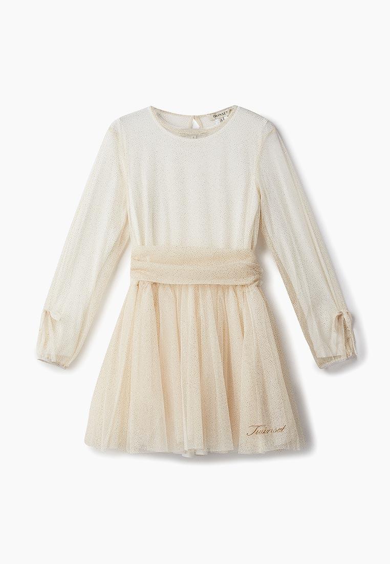 Нарядное платье Twinset Milano GA82L1