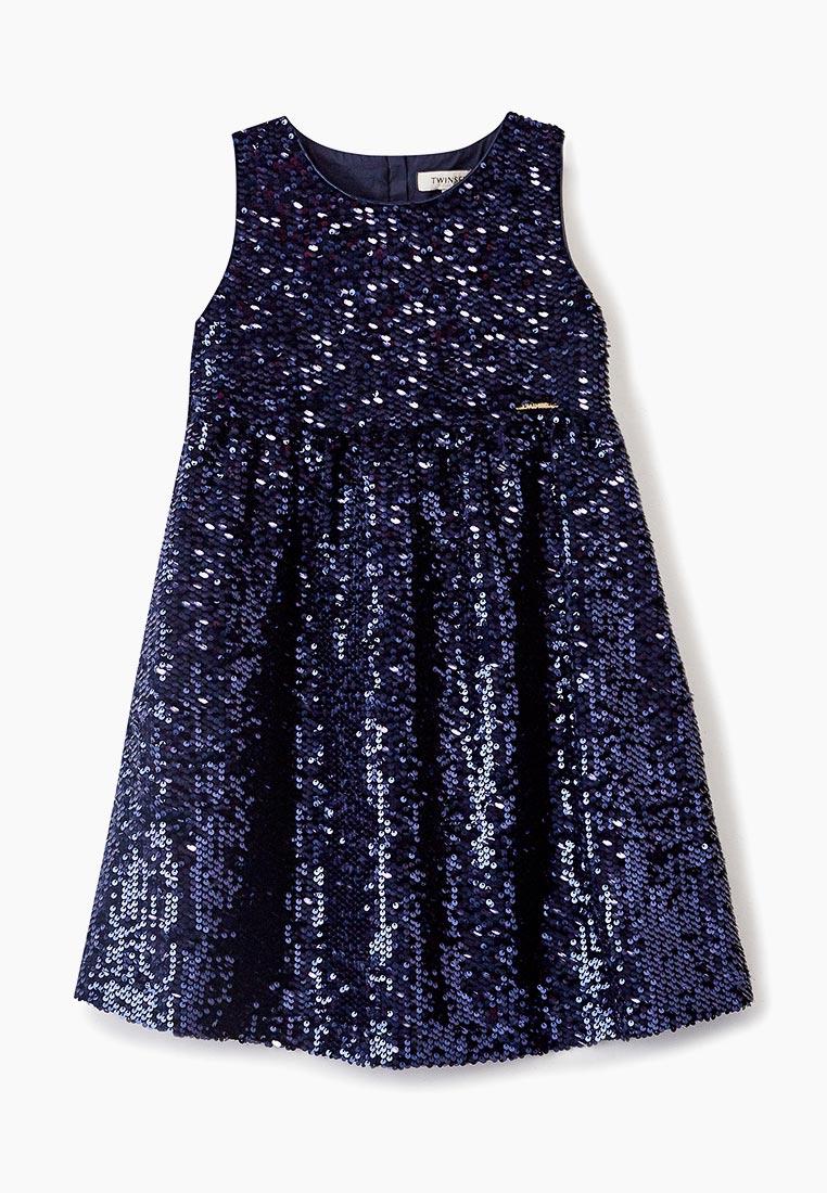 Нарядное платье Twinset Milano 192GJ2091