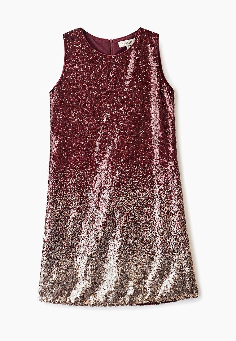 Нарядное платье Twinset Milano 192GJ209A