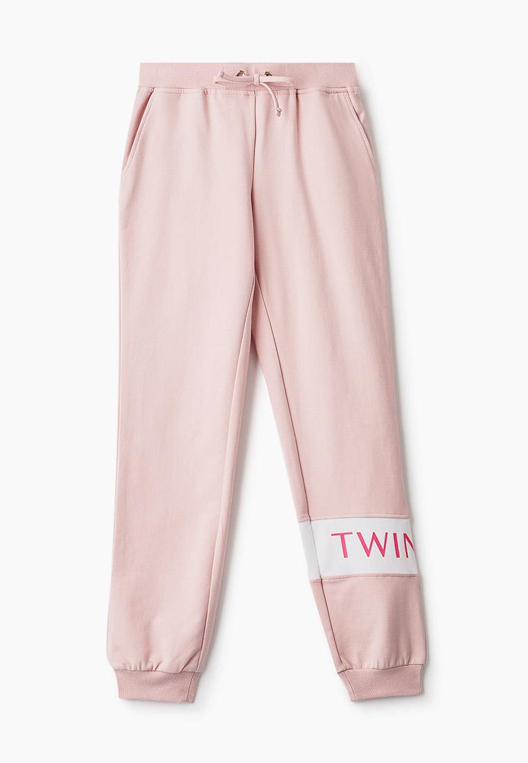 Спортивные брюки Twinset Milano 201GJ2374