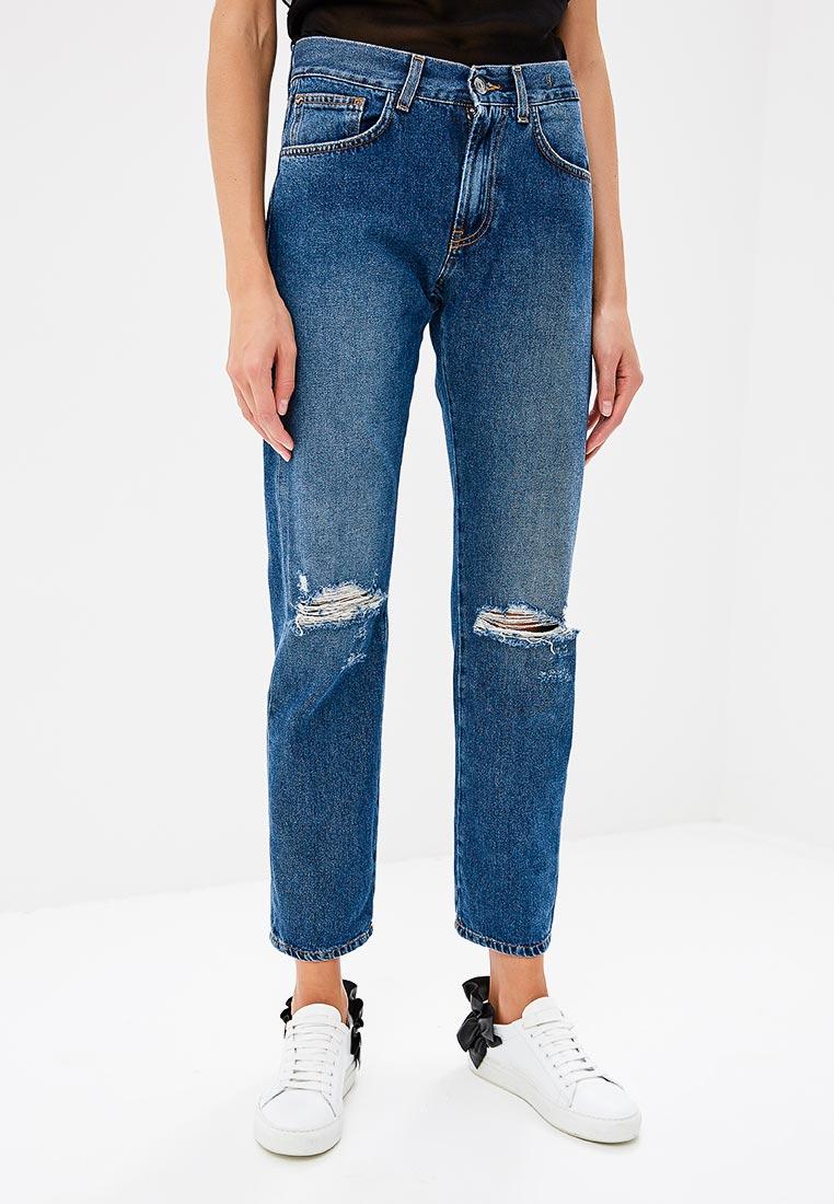 Прямые джинсы Twinset Milano JA82Q1