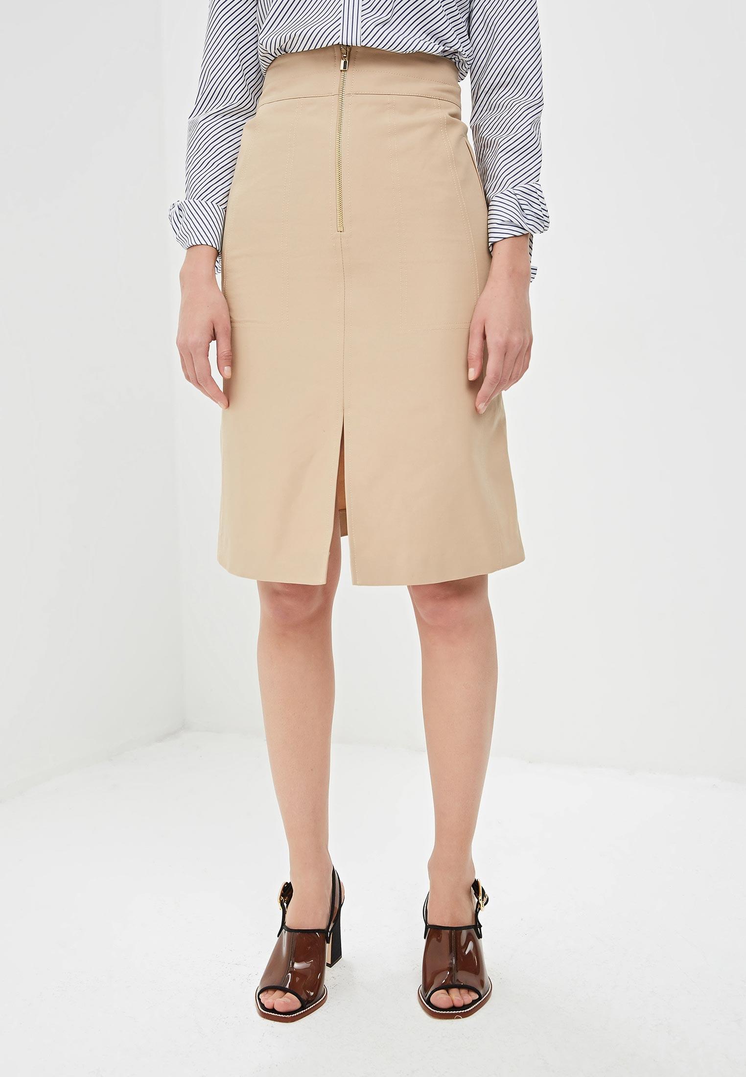 Прямая юбка Twinset Milano 191TP2183