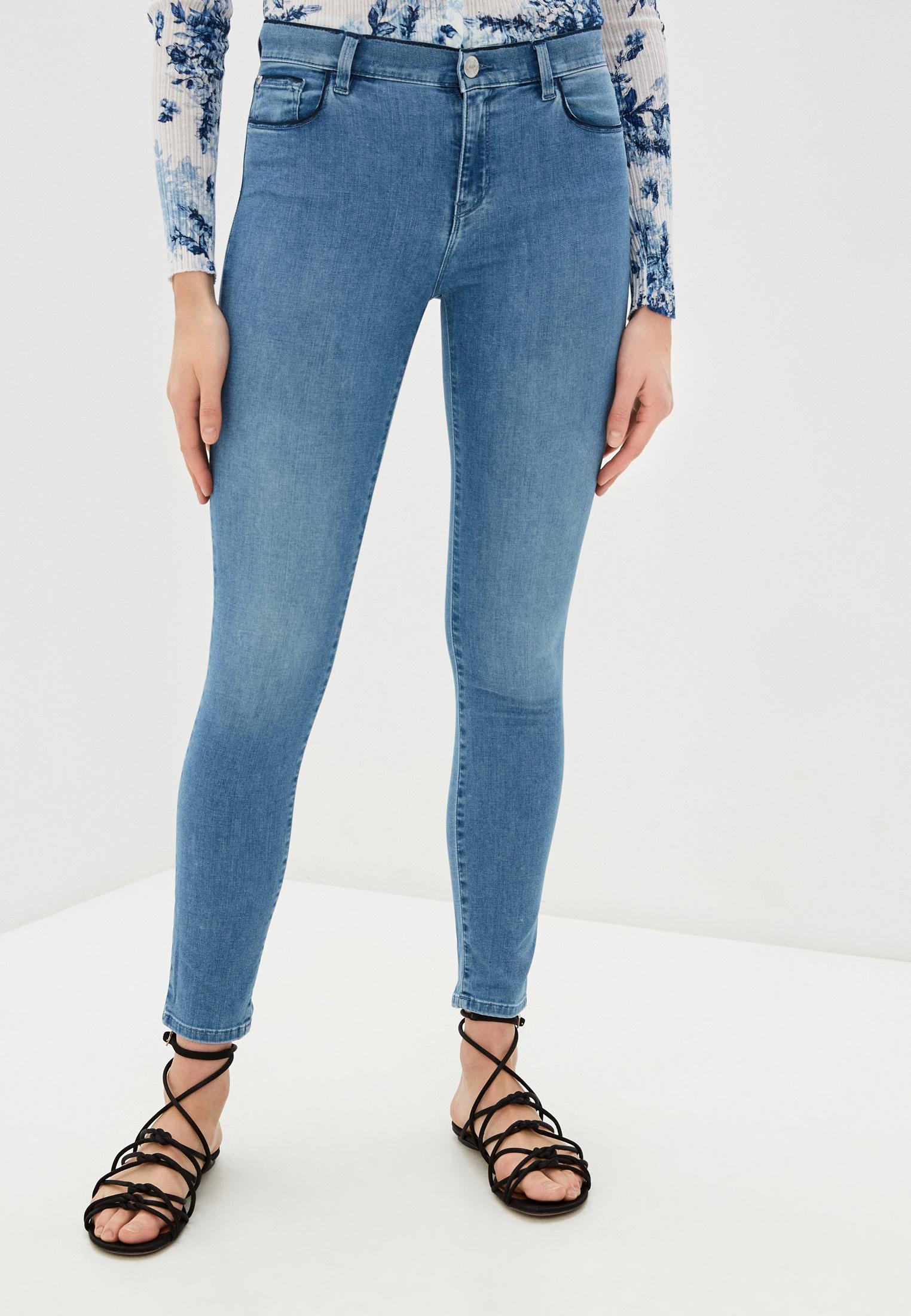 Зауженные джинсы Twinset Milano 201MP227L