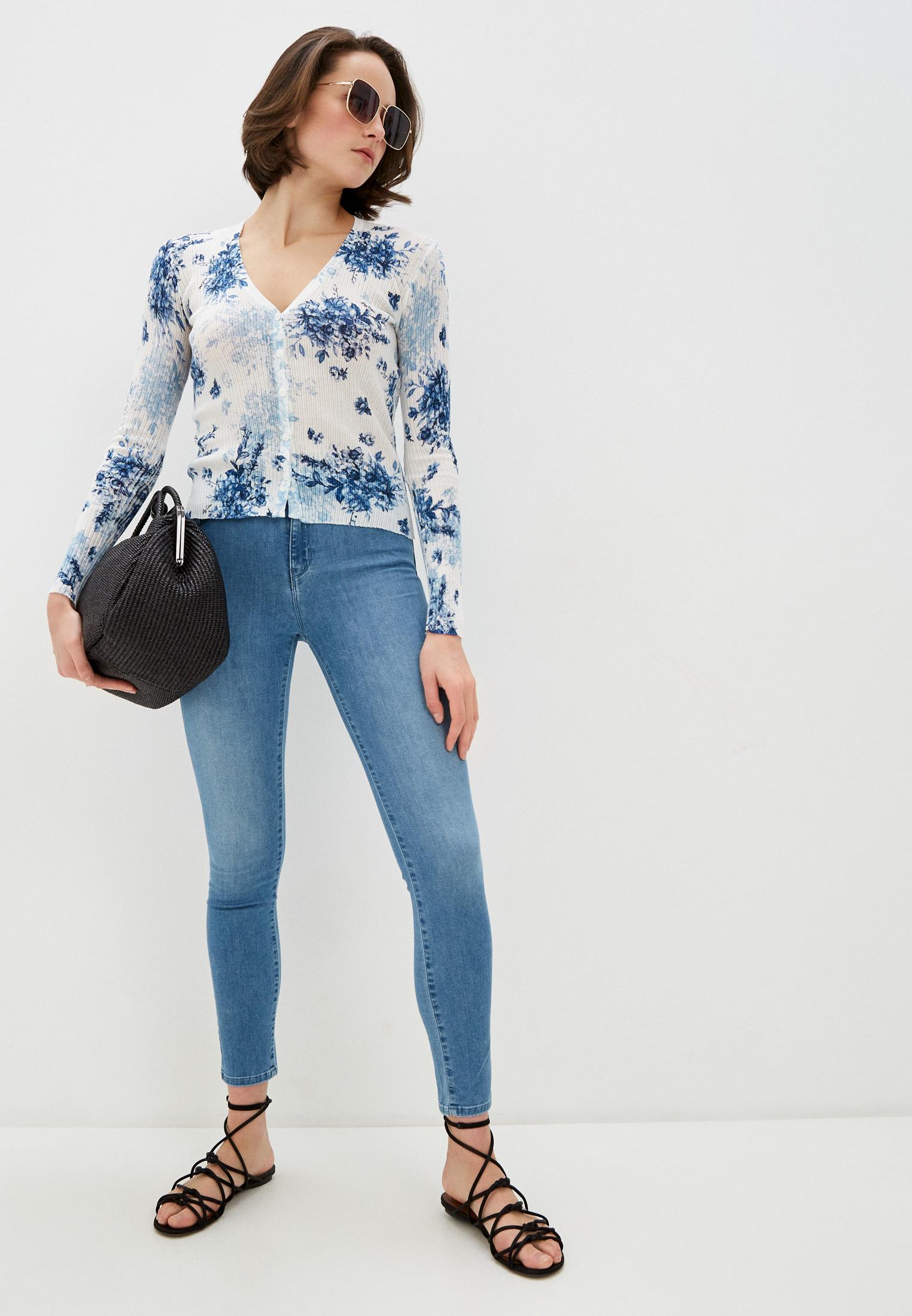 Зауженные джинсы Twinset Milano 201MP227L: изображение 2