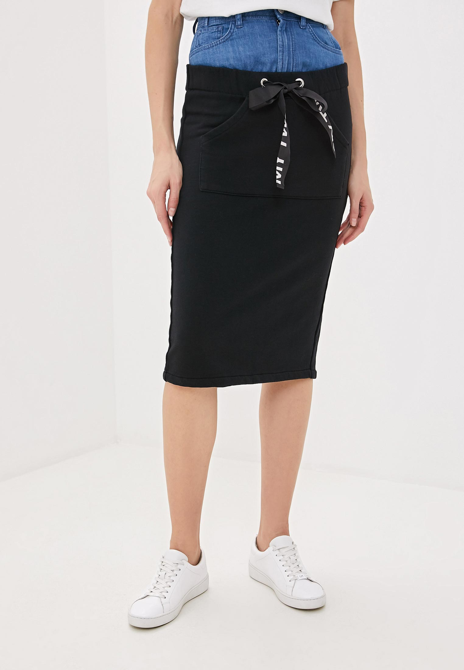 Прямая юбка Twinset Milano 201MP2412