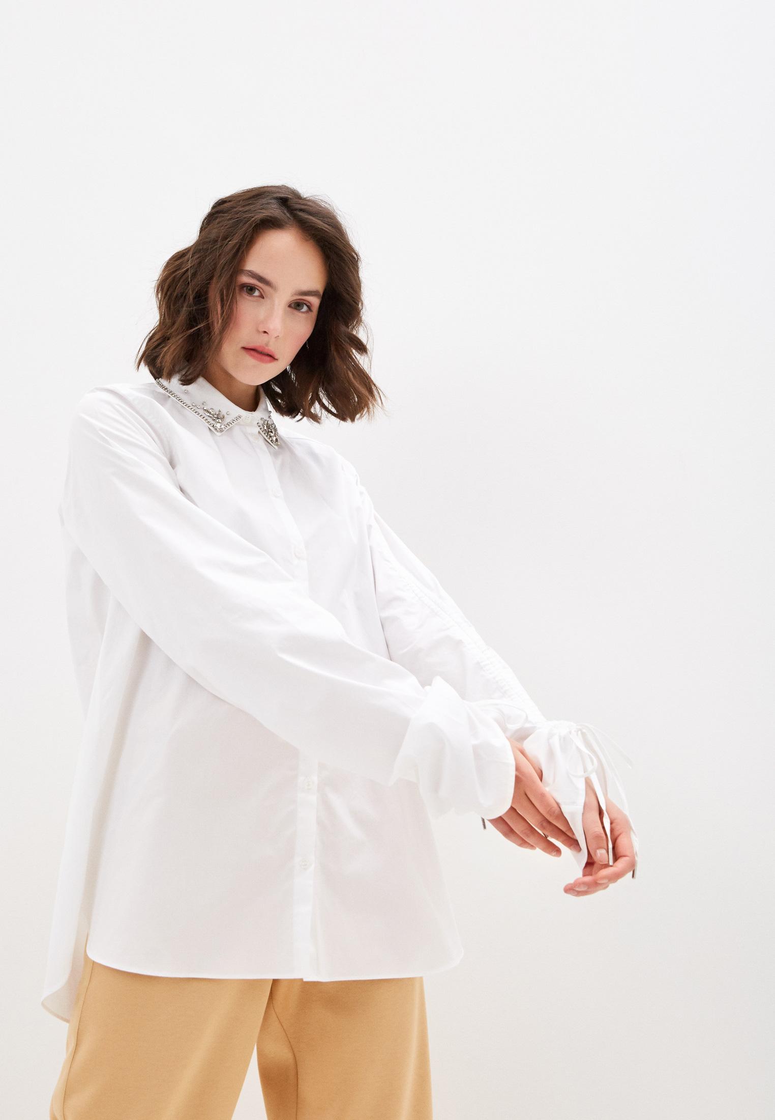 Женские рубашки с длинным рукавом Twinset Milano 201MT2103