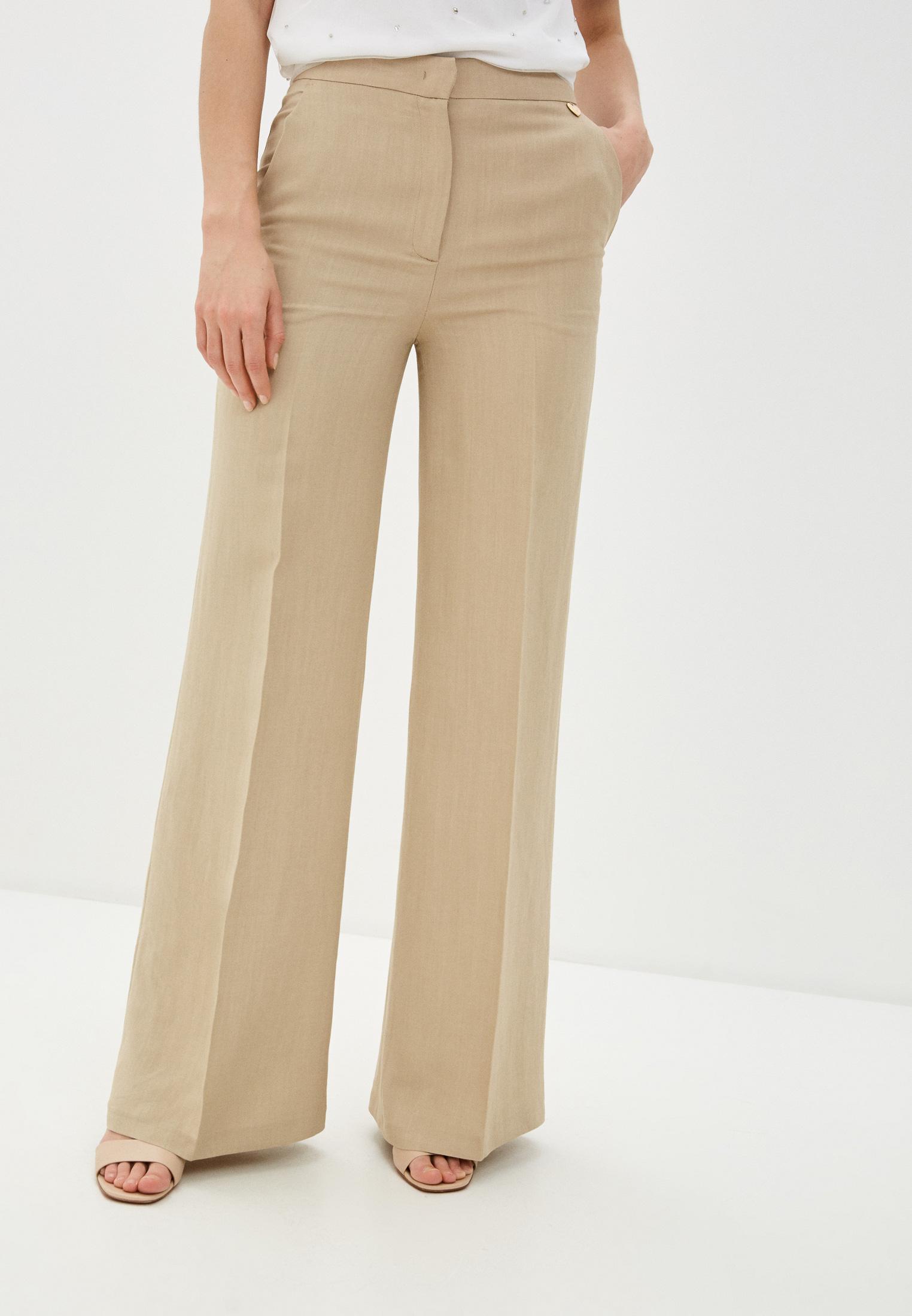 Женские классические брюки Twinset Milano 201TT2216