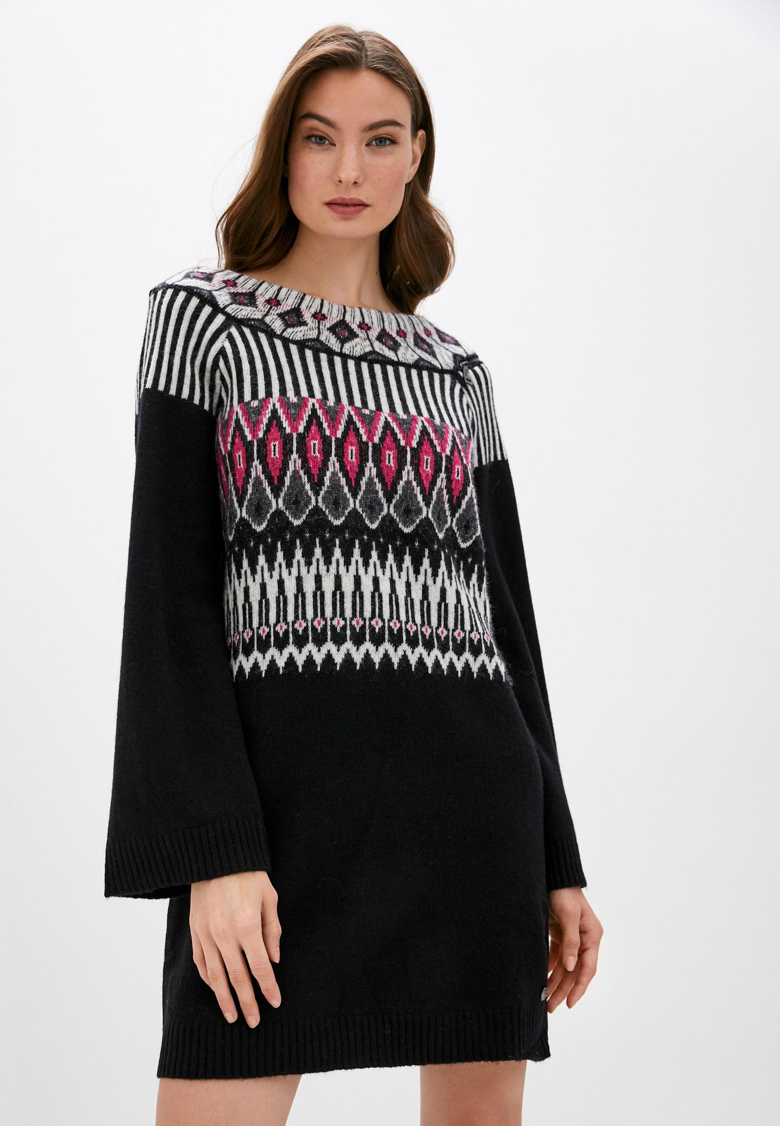Вязаное платье Twinset Milano 202MP3081