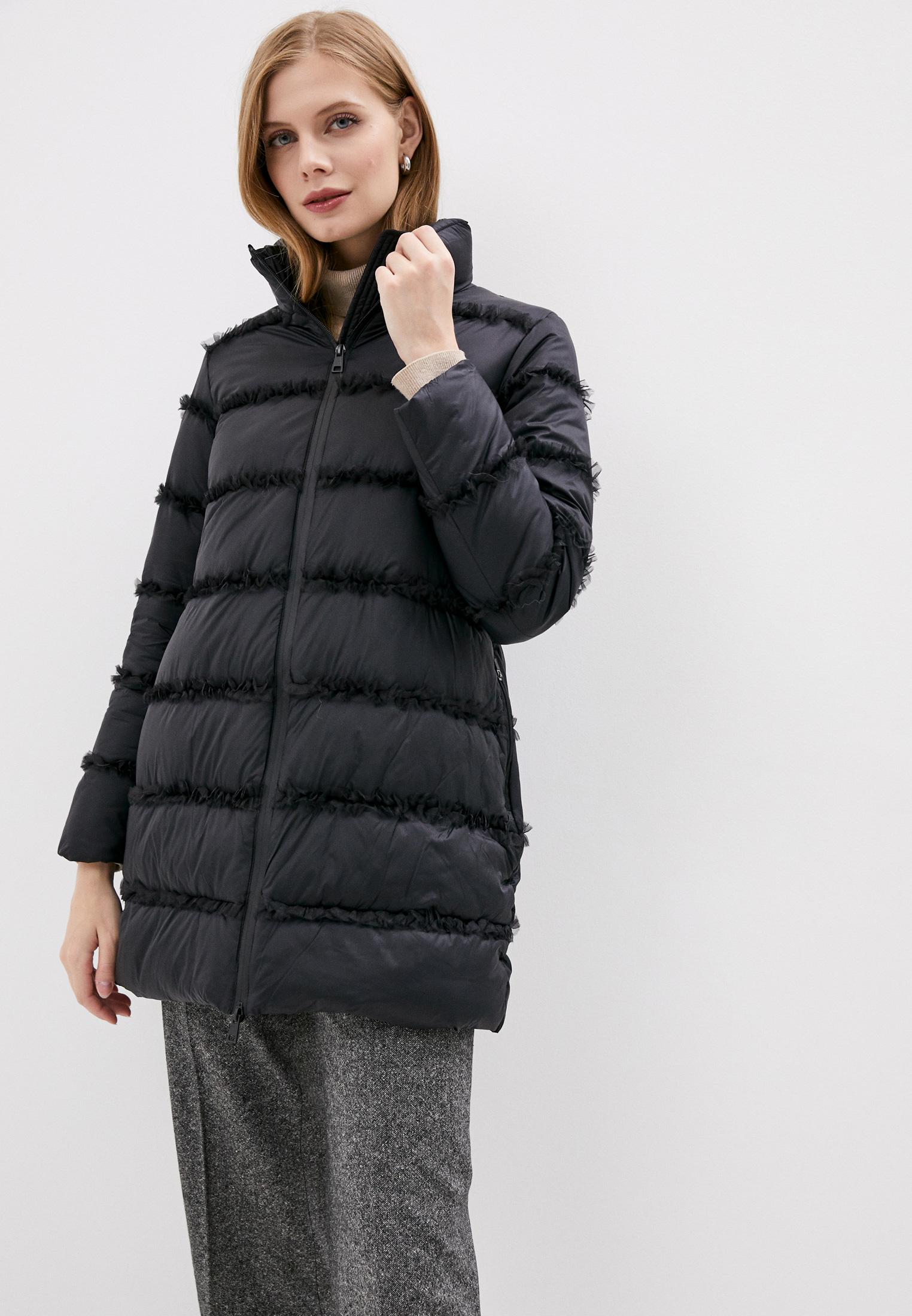Утепленная куртка Twinset Milano 202TP2021