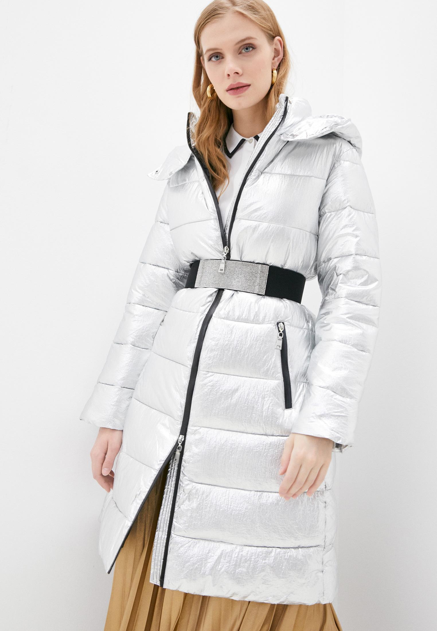 Утепленная куртка Twinset Milano 202MT2050