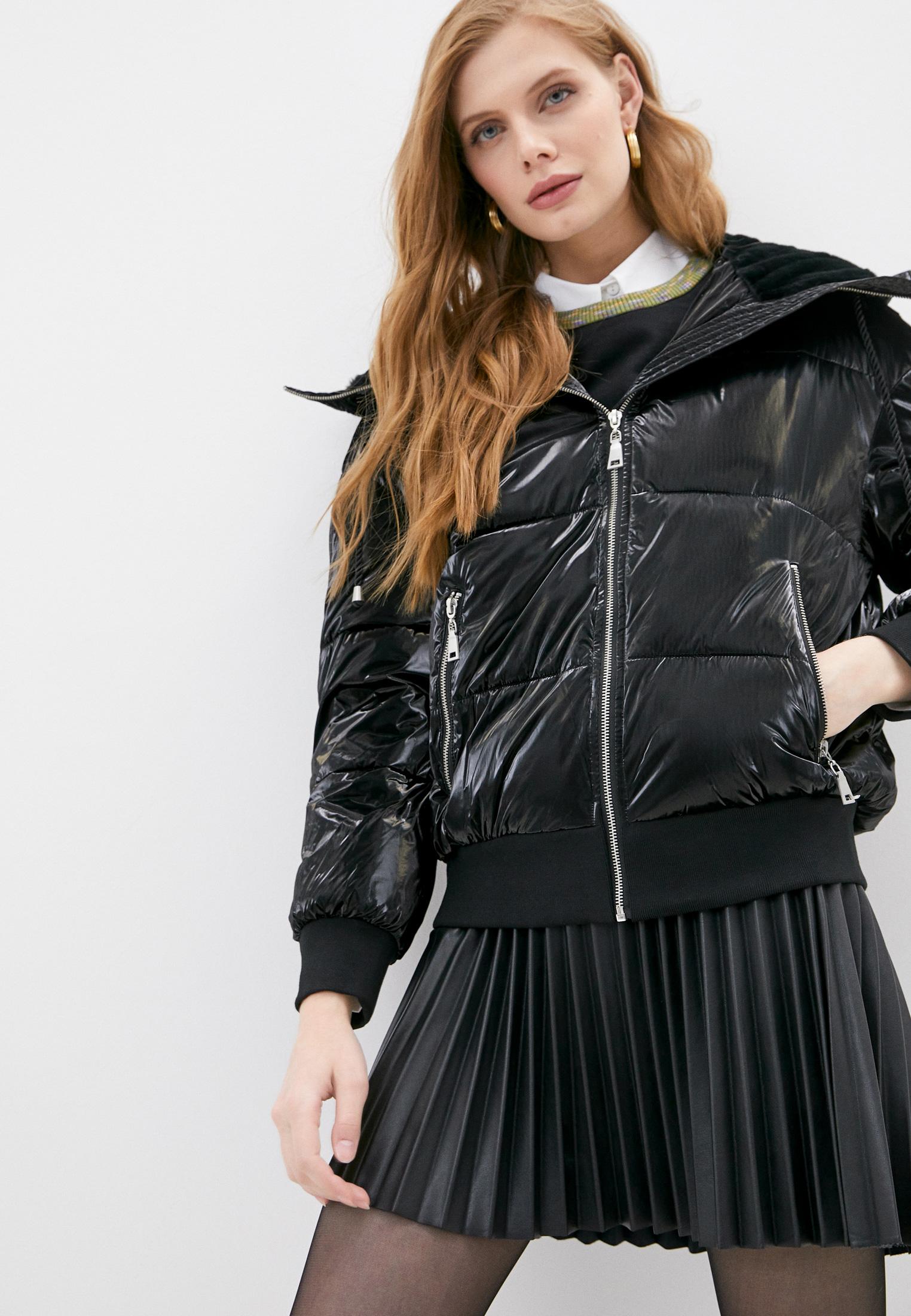 Утепленная куртка Twinset Milano 202MT2070