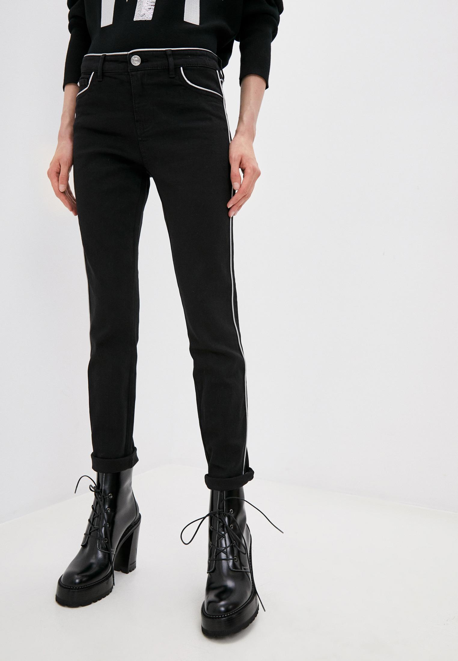 Зауженные джинсы Twinset Milano 202MT214A