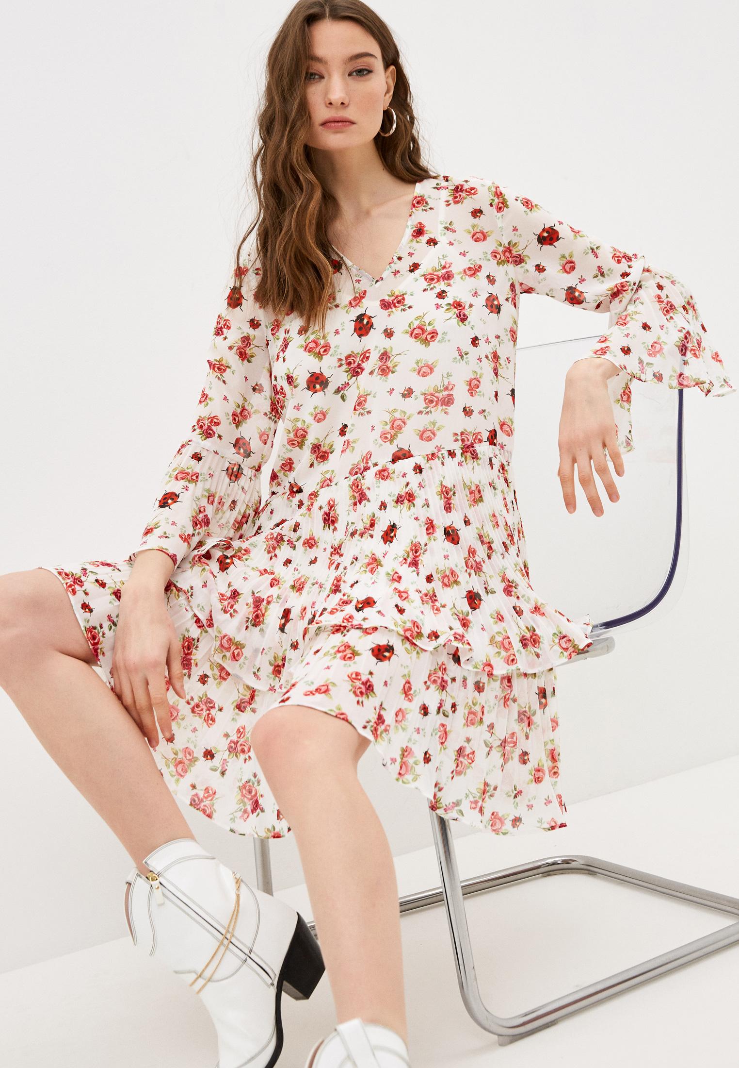 Повседневное платье Twinset Milano 202TP2800