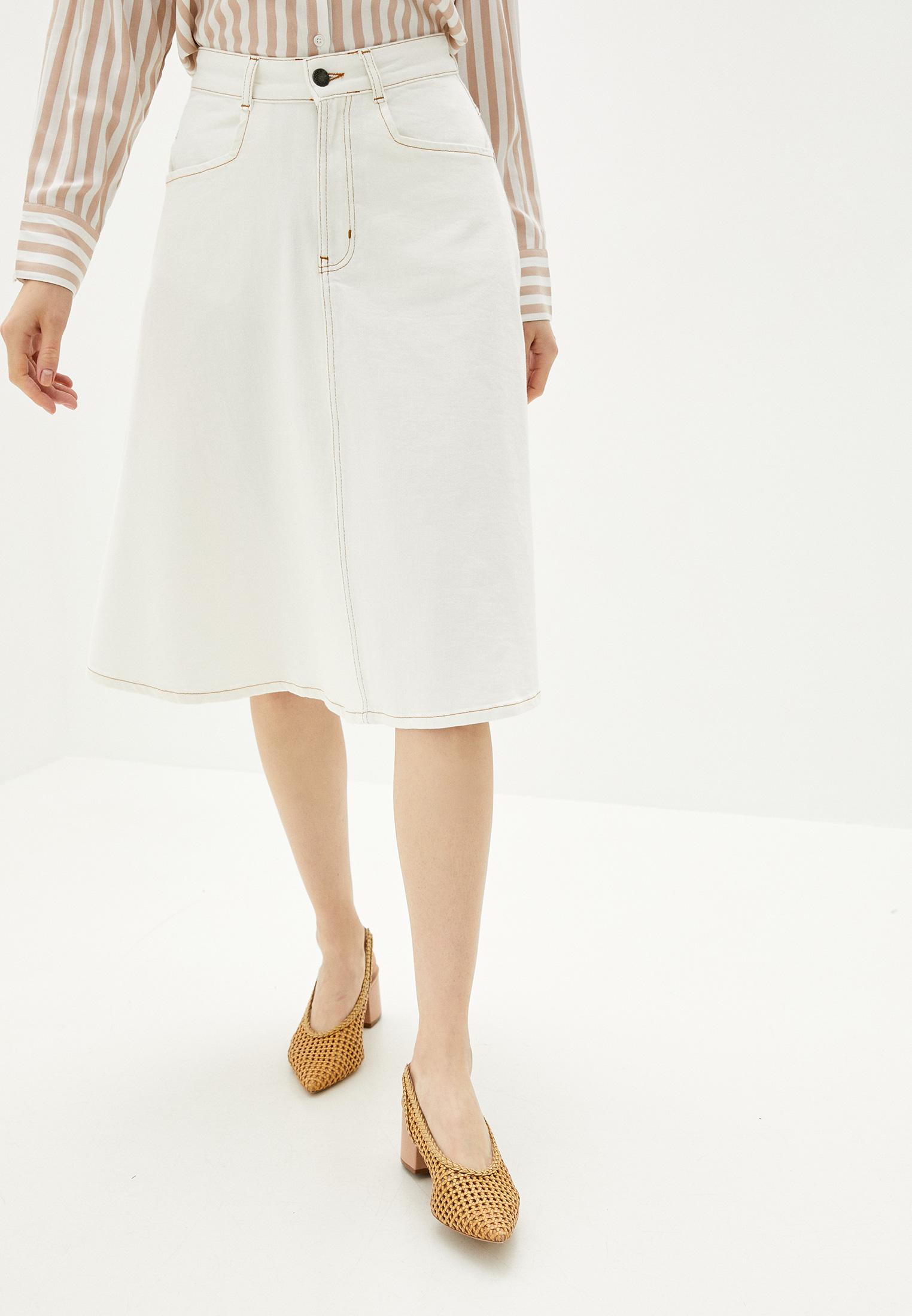 Джинсовая юбка Twist & Tango 6905