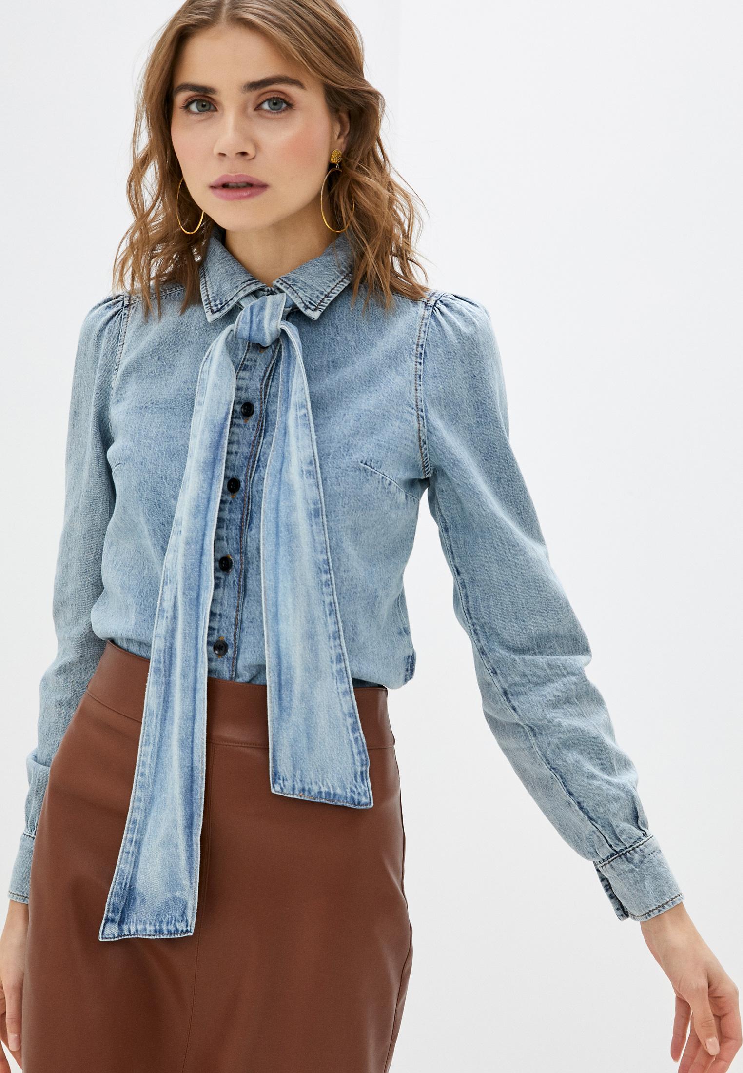 Женские джинсовые рубашки Twist & Tango 713040