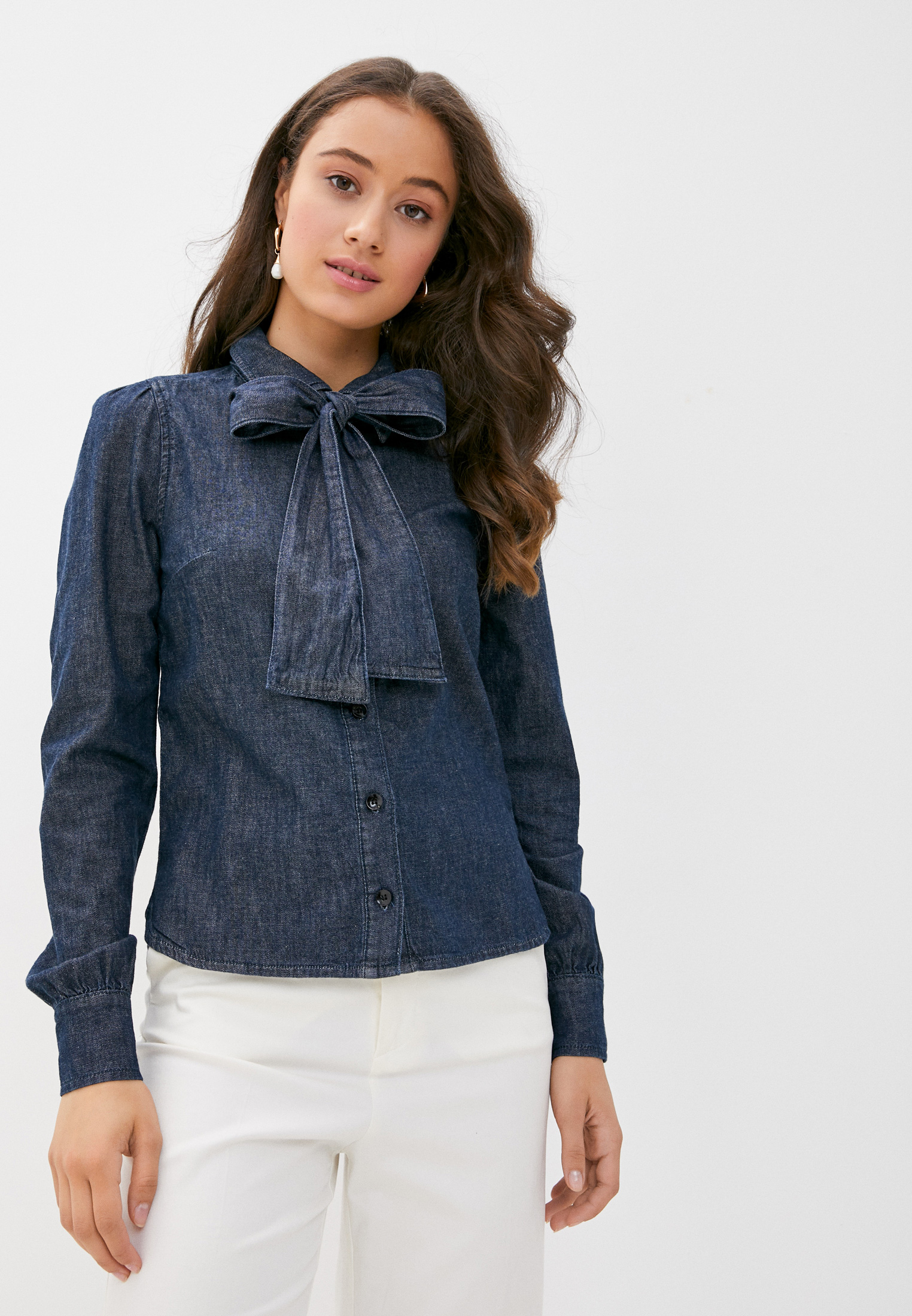 Женские джинсовые рубашки Twist & Tango 6992