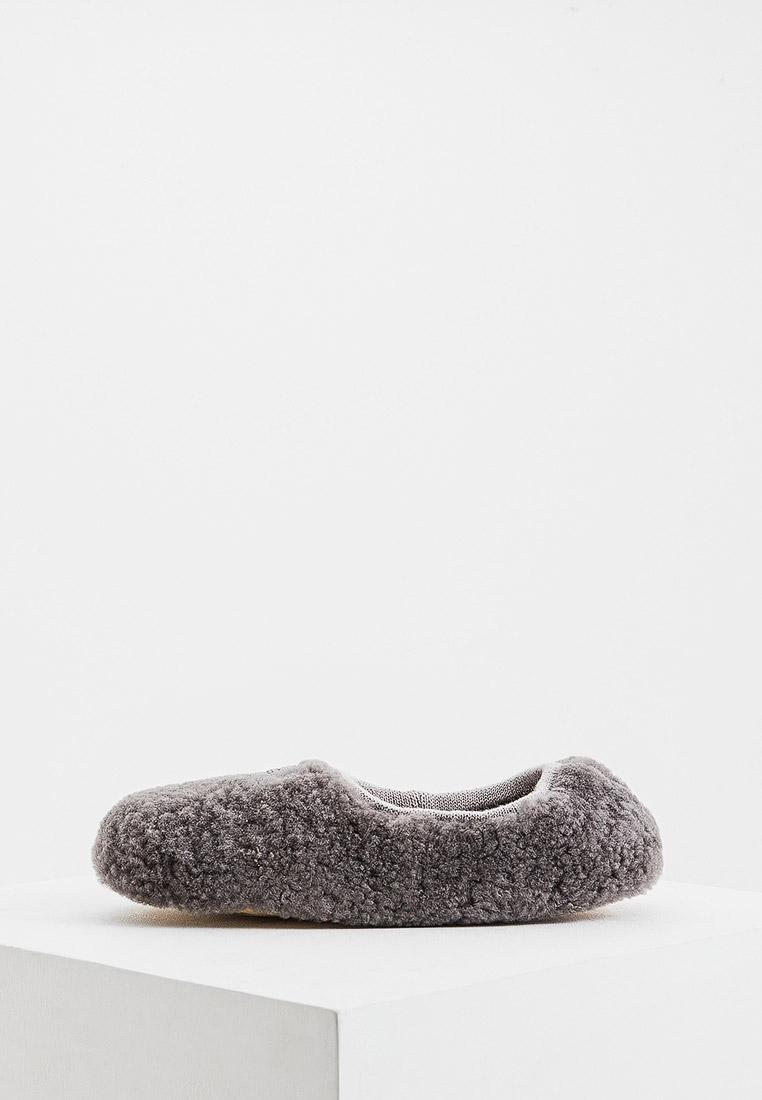 Женская домашняя обувь UGG 1007721_GREY