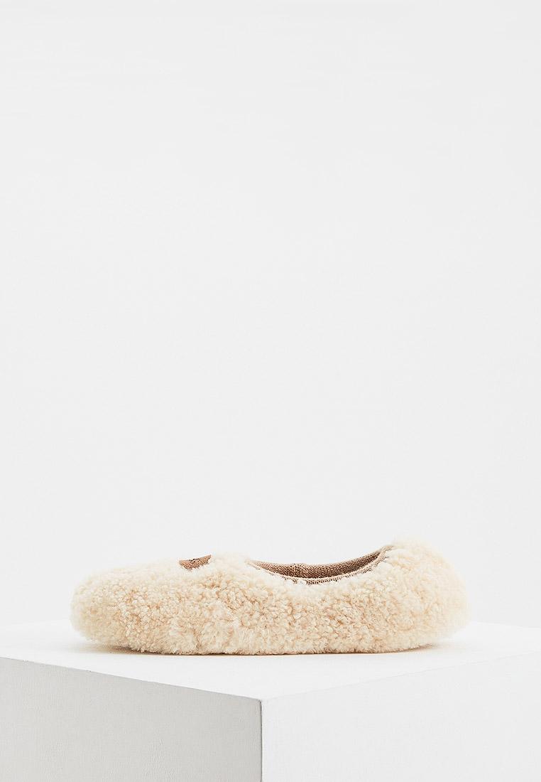 Женская домашняя обувь UGG 1007721_NAT