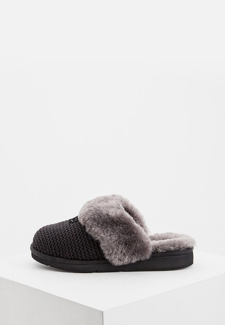 Женская домашняя обувь UGG 1095116_BLK