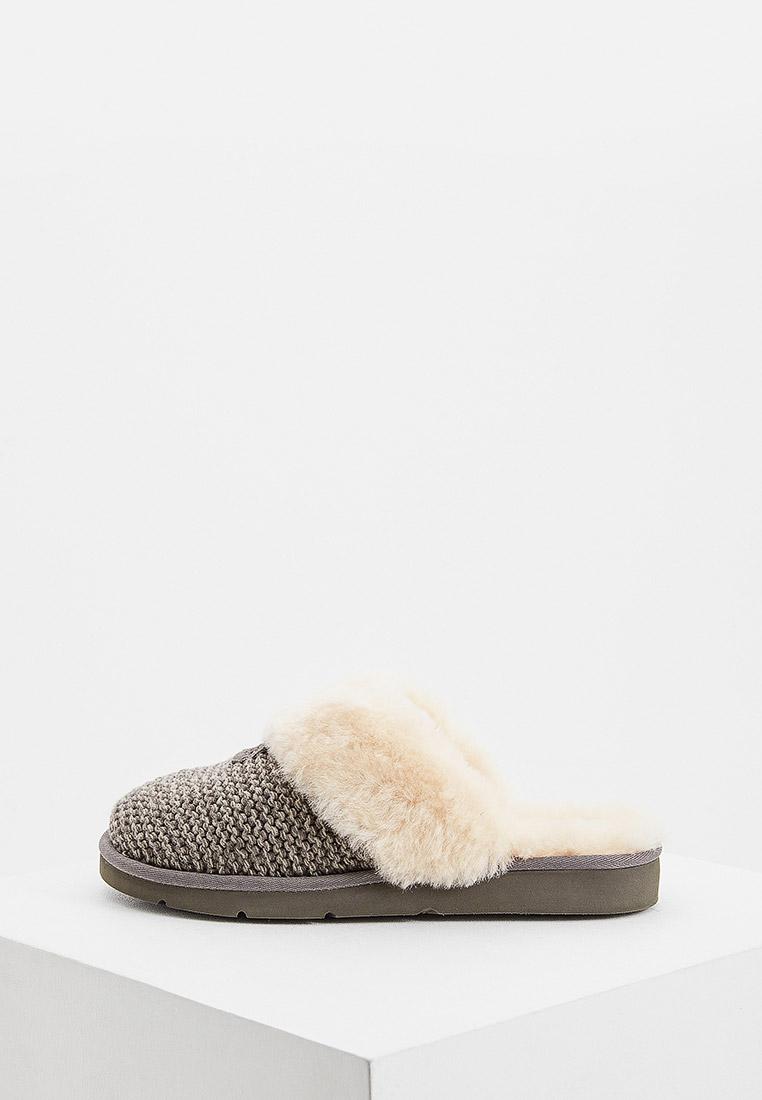 Женская домашняя обувь UGG 1095116_CHRC