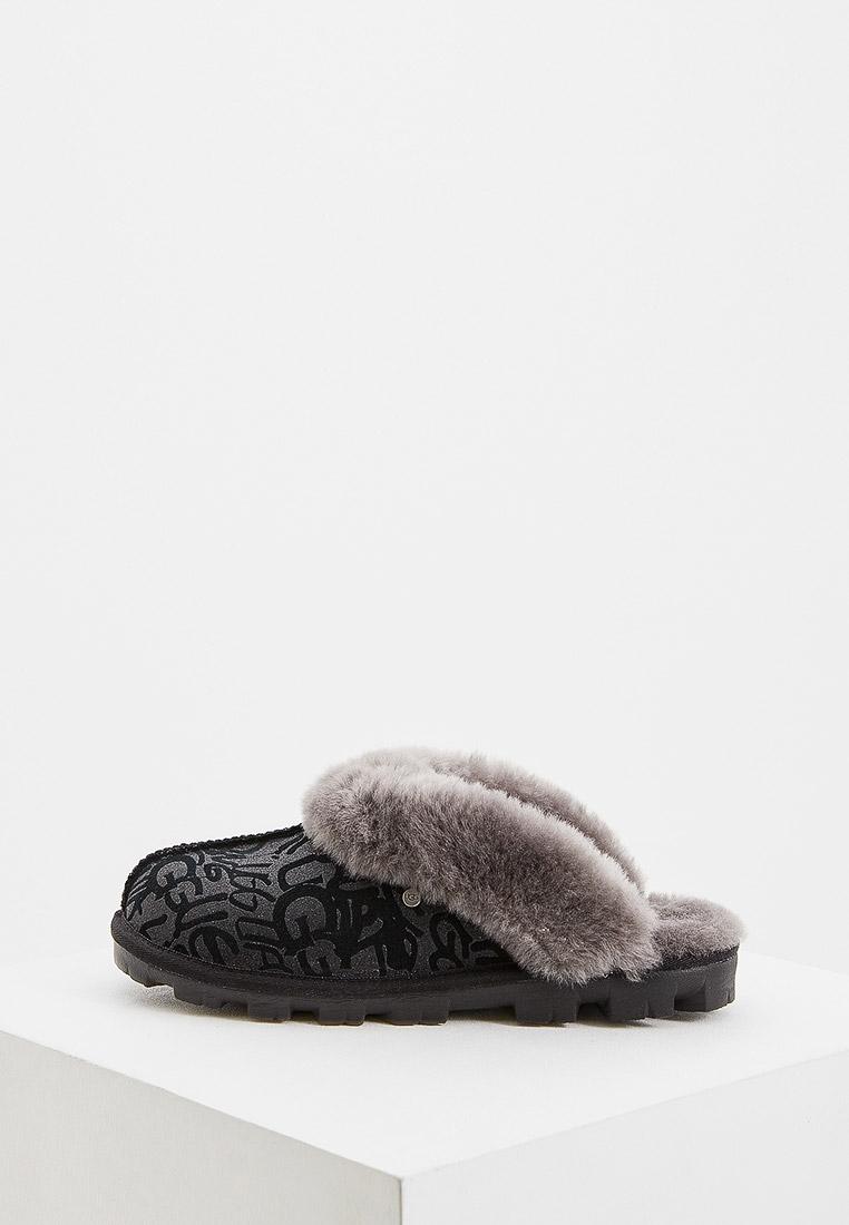 Женская домашняя обувь UGG 1107029_BLK