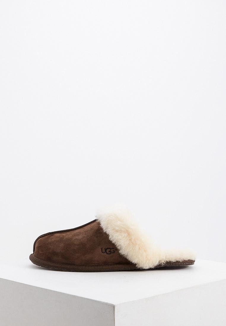 Женская домашняя обувь UGG 5661_ESP
