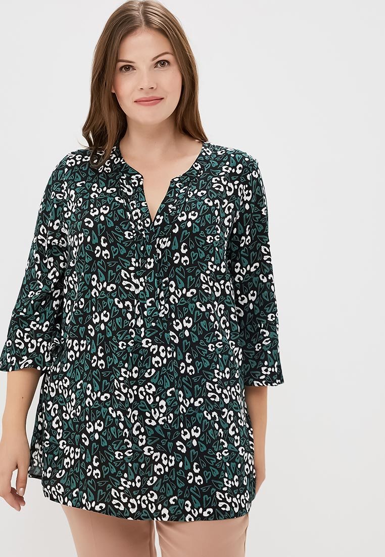 Блуза Ulla Popken (Улла Пупкин) 71763845