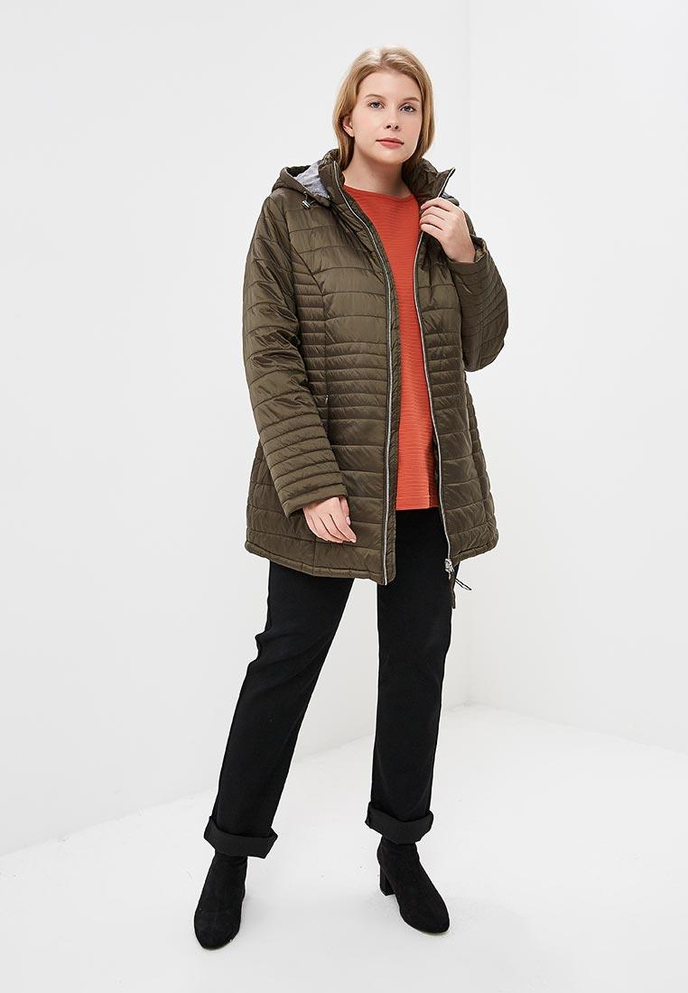 Утепленная куртка Ulla Popken (Улла Пупкин) 71767539: изображение 2