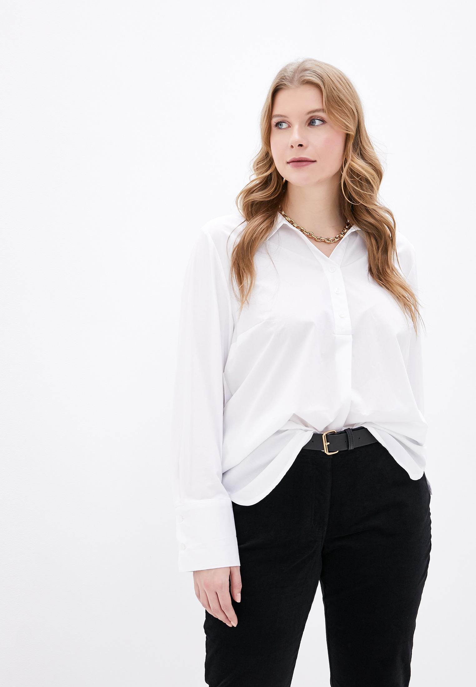 Женские рубашки с длинным рукавом Ulla Popken (Улла Пупкин) 724262