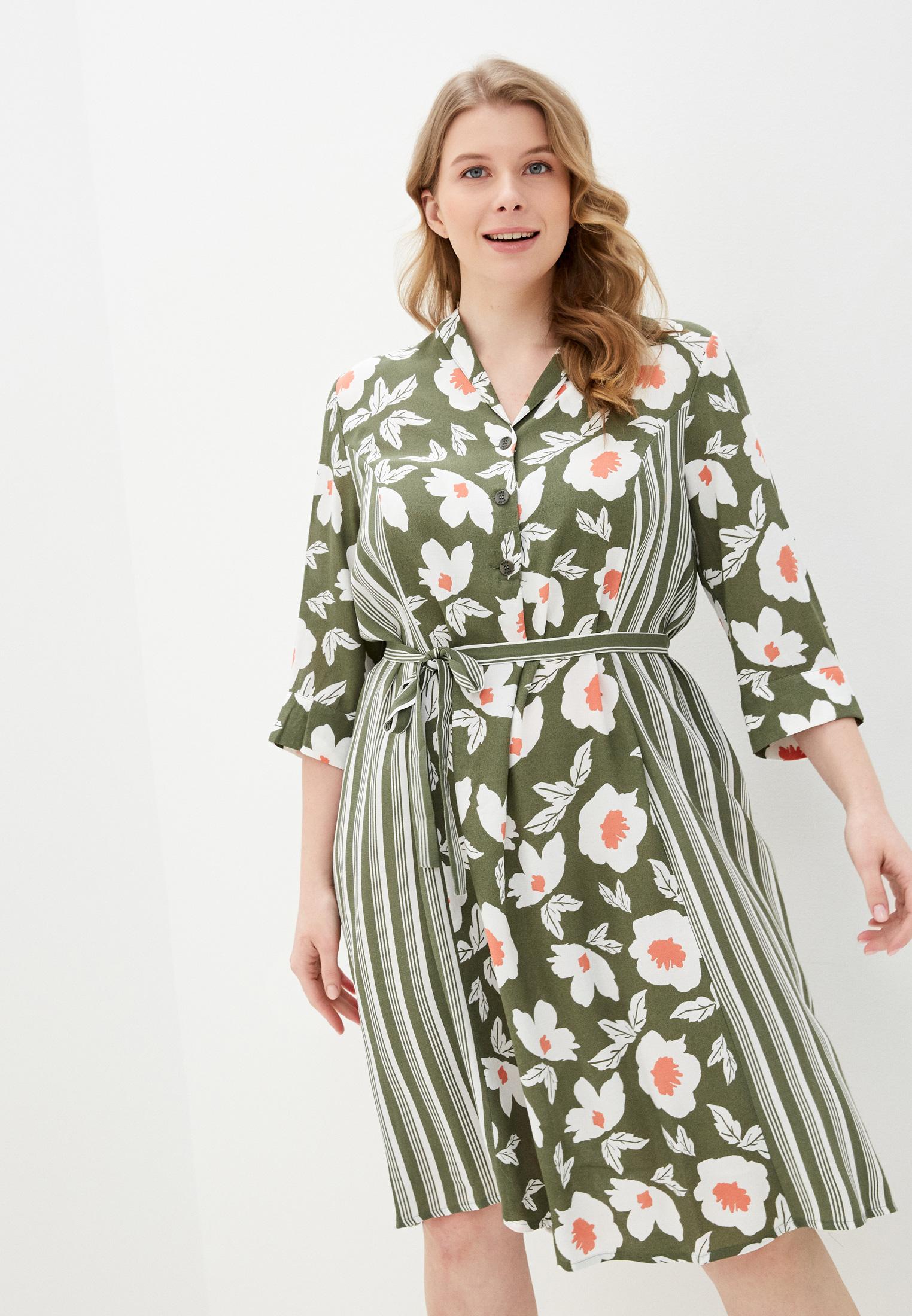 Повседневное платье Ulla Popken (Улла Пупкин) 727262