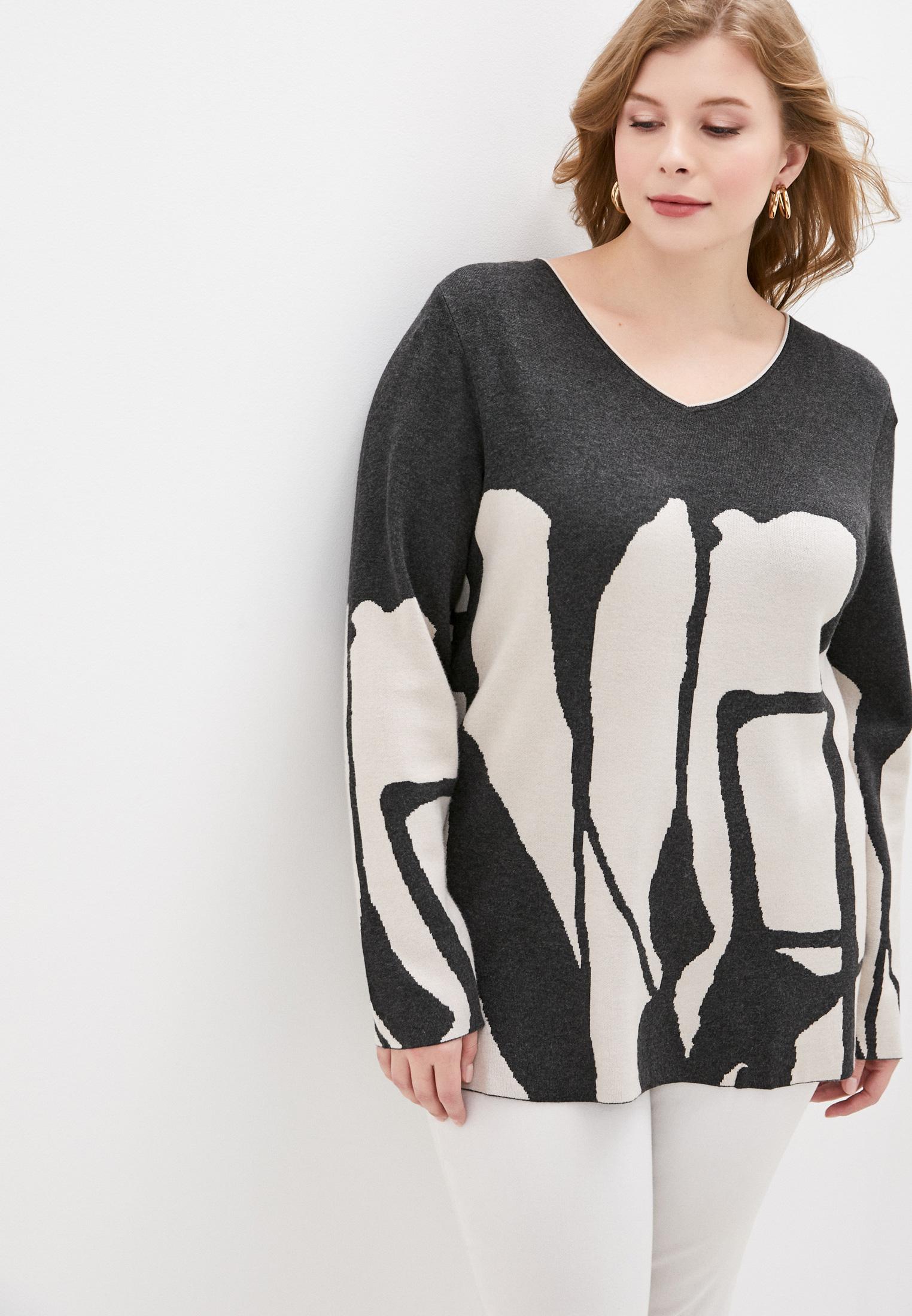 Пуловер Ulla Popken (Улла Пупкин) 74939411